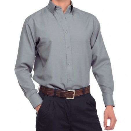 Camisa Oxford Hombre ML