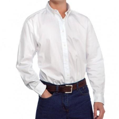 Camisa Twill 100% algodón